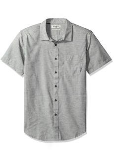 Billabong Men's All Day Helix Short Sleeve Shirt  S