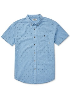 Billabong Men's All Day Jacquard Shirt