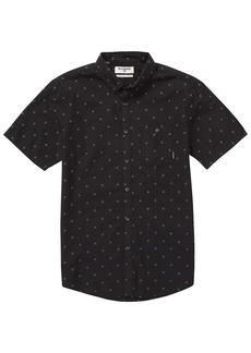 Billabong Men's All Day Jacquard SS Shirt