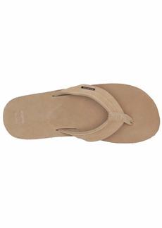 Billabong Men's All Day Leather Flip-Flop   M US