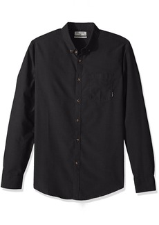 Billabong Men's All Day Oxford Long Sleeve Top  S