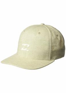 Billabong Men's All Day Snapback Hat
