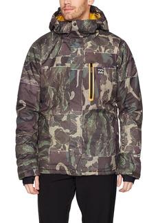 Billabong Men's All Day Snowboard Jacket  XL