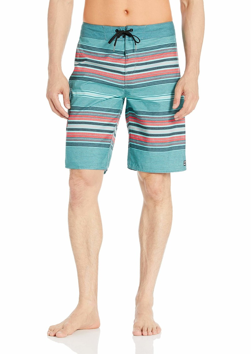 Billabong Men's All Day Stripe Og Boardshorts