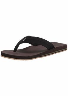 Billabong Men's All Day Supreme Cushion Eva Footbed Sandal Flip Flop