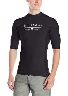 Billabong Men's Performance Fit Short Sleeve Rashguard