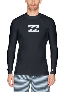 Billabong Men's All Day Wave Performance Fit Long Sleeve