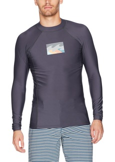 Billabong Men's All Day Wave Performance Long Sleeve Rashguard  XL