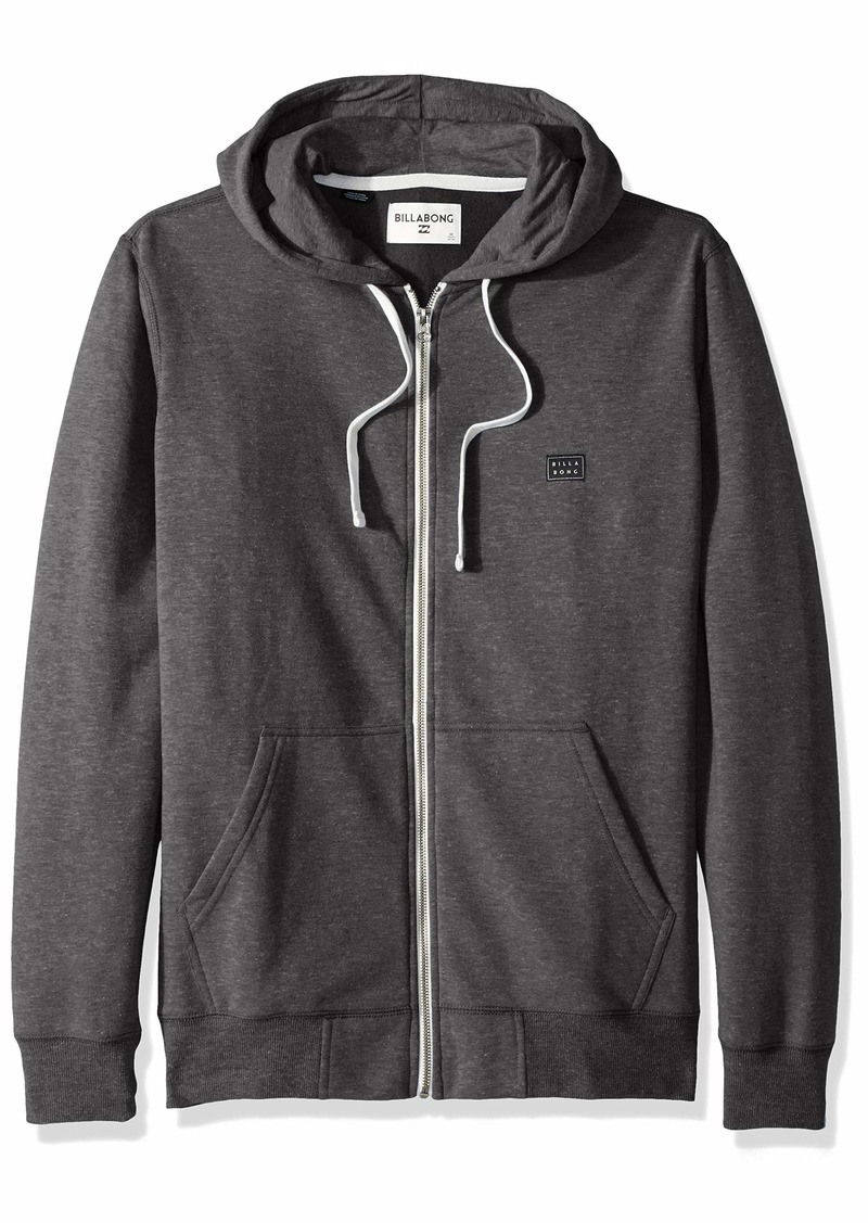 Billabong Men's All Day Zip Hoodie