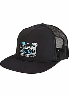 Billabong Men's Alliance Trucker Hat  One