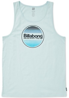 Billabong Men's Atlantic Logo Tank