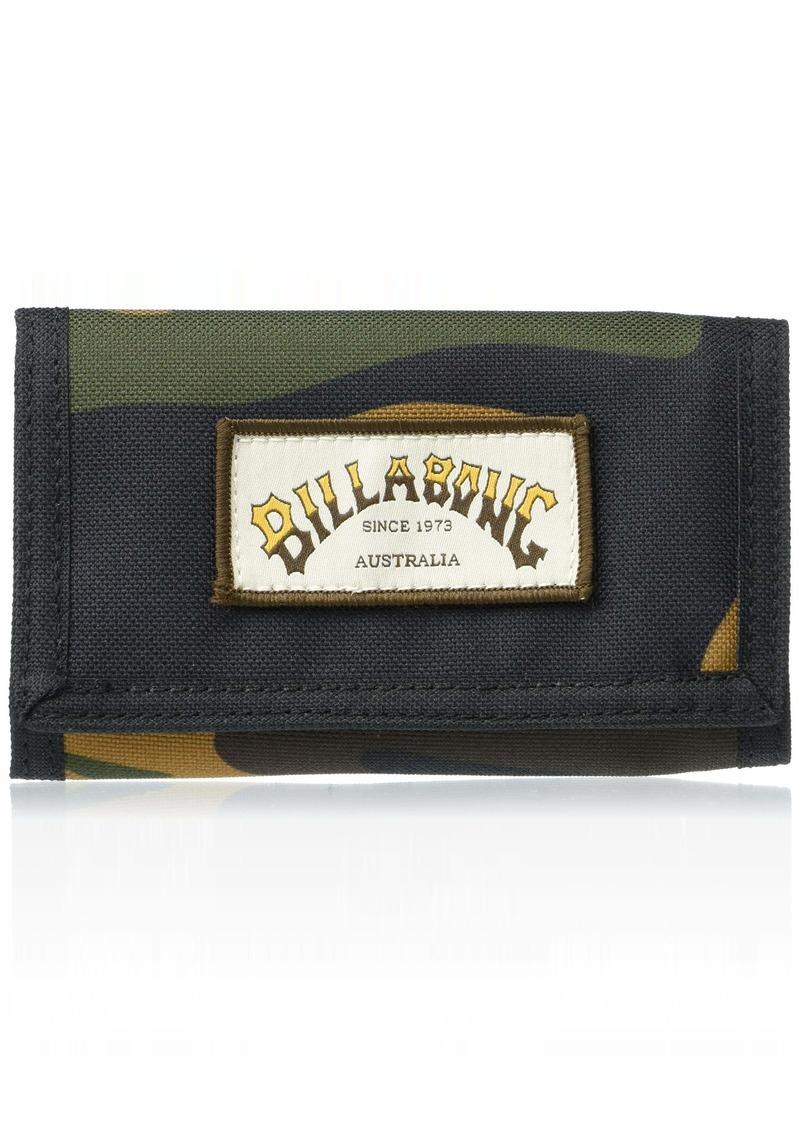 Billabong Men's Atom Wallet  One