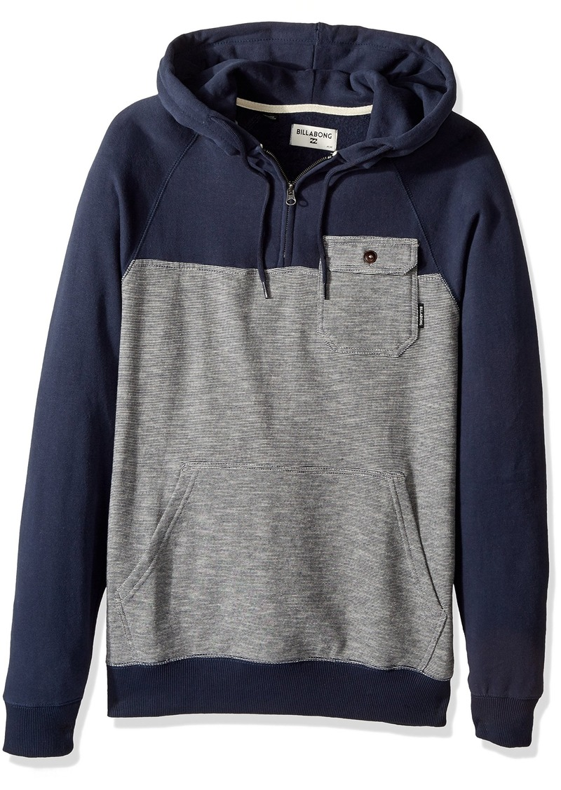 Billabong Men's Balance Half Zip Hoody  L
