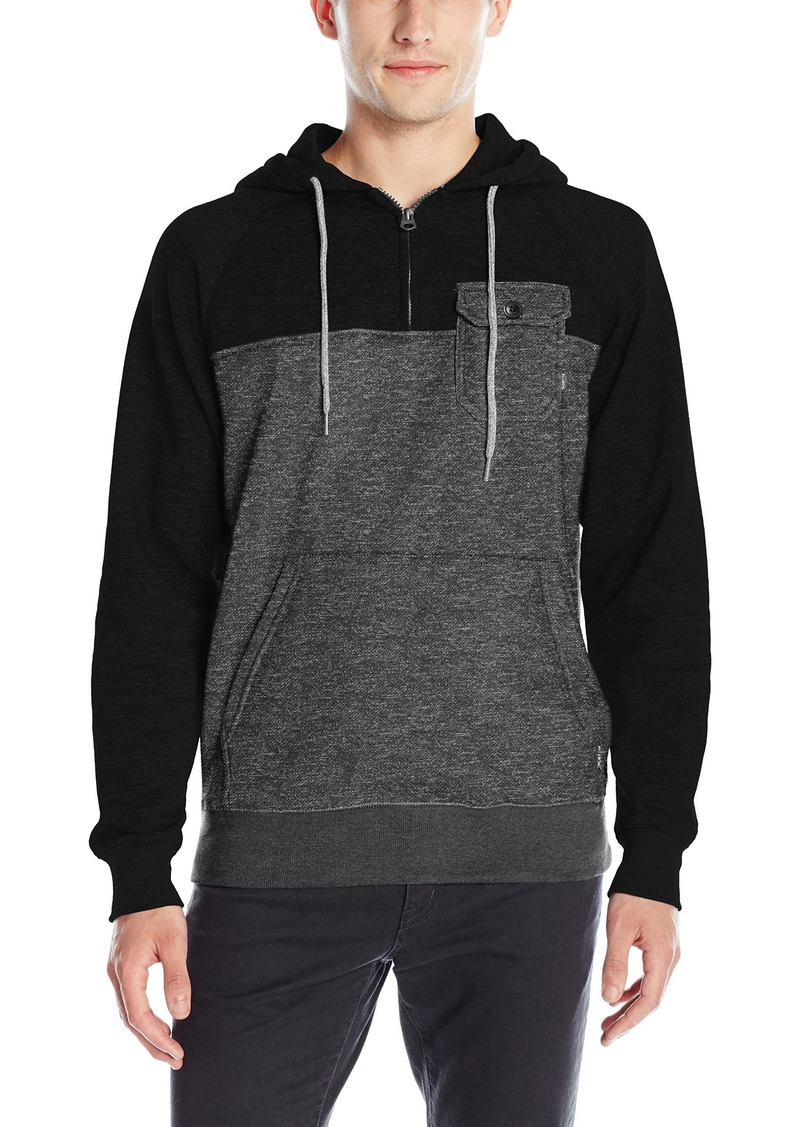 Billabong Men's Balance Half Zip Pullover Hoody