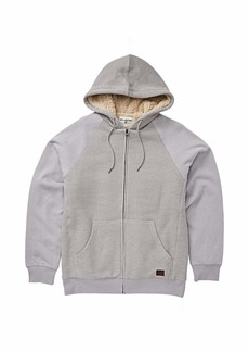 Billabong Men's Balance Sherpa Zip Hoodie  L
