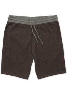 Billabong Men's Balance Textured Stripe Drawstring Shorts