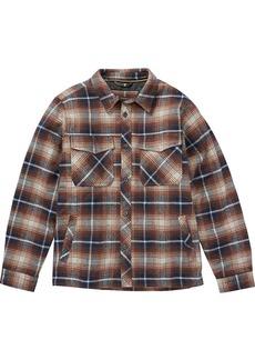 Billabong Men's Barlow Plaid Jacket