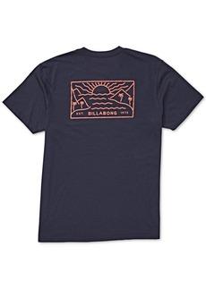 Billabong Men's Beach Path Logo Graphic T-Shirt