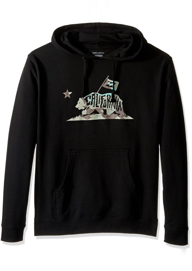 Billabong Men's Bear Flag Crew Sweatshirt