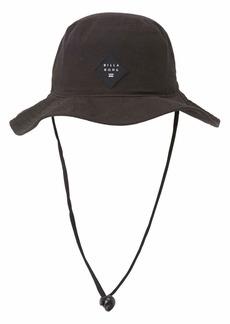 Billabong Men's Big John Safari Sun Protection Hat with Chin Strap  One