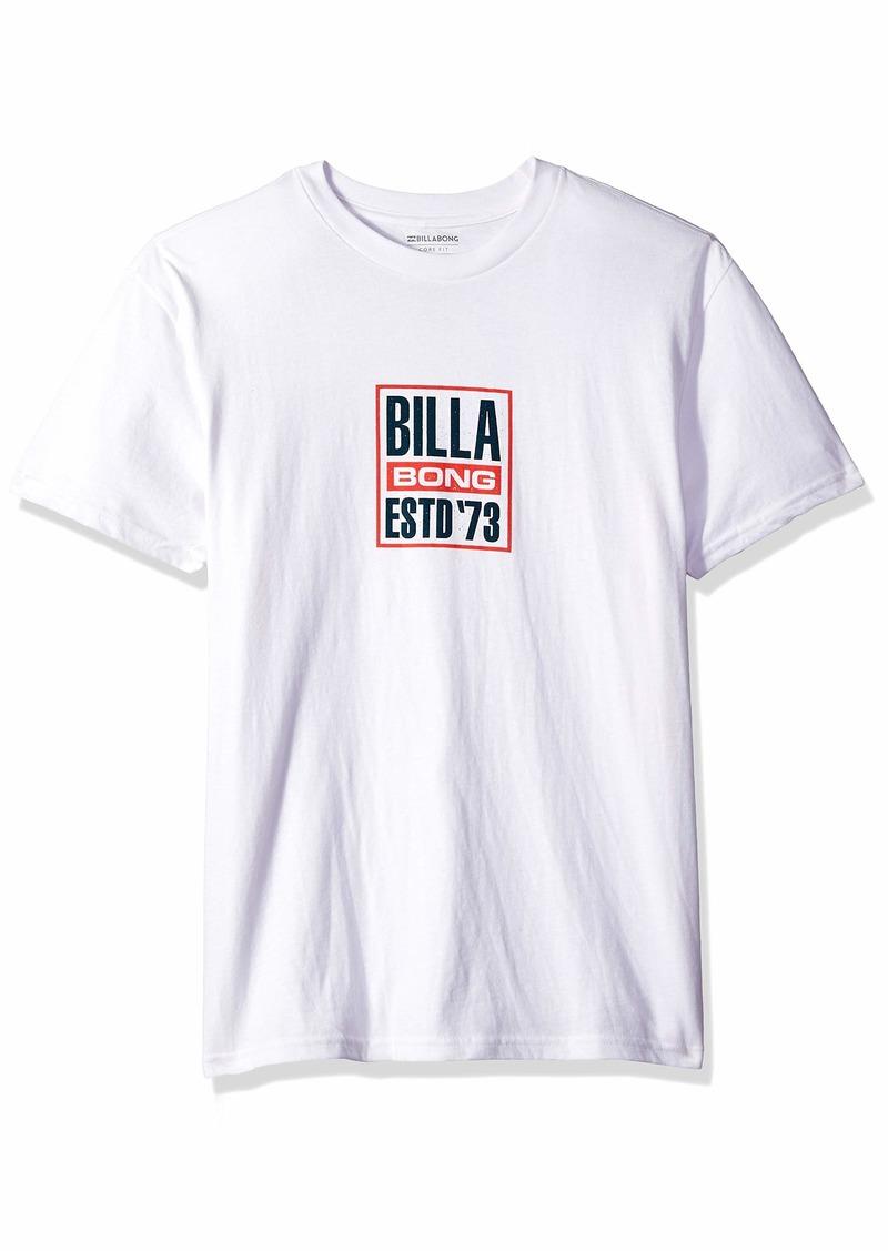 Billabong Men's Blocked T-Shirt