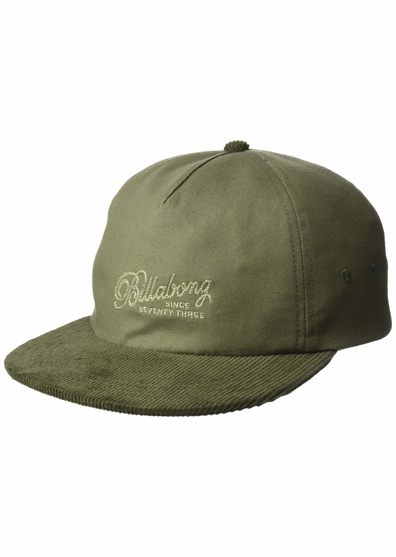 Billabong Men's Boneless Hat