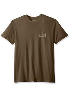 Billabong Men's Border Die Cut T-Shirt