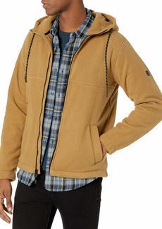 Billabong Men's Boundary Zip Sherpa Hoodie  XXL
