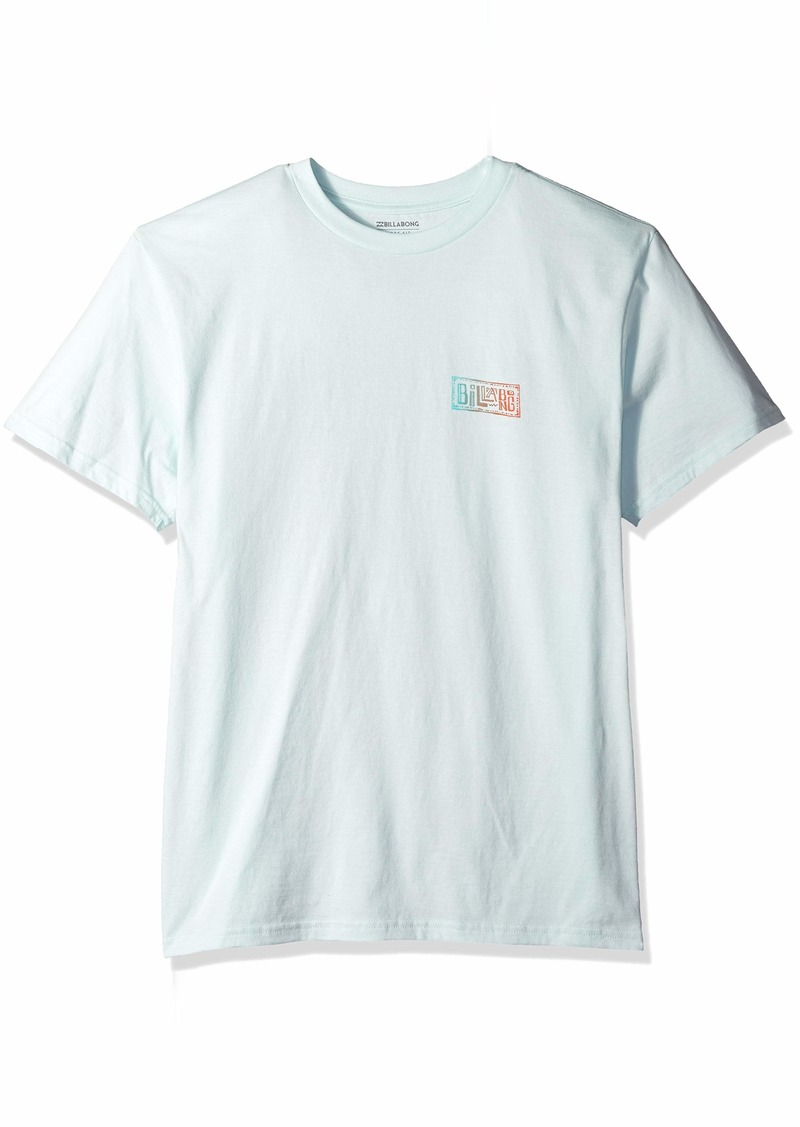 Billabong Men's Boundry T-Shirt Shirt