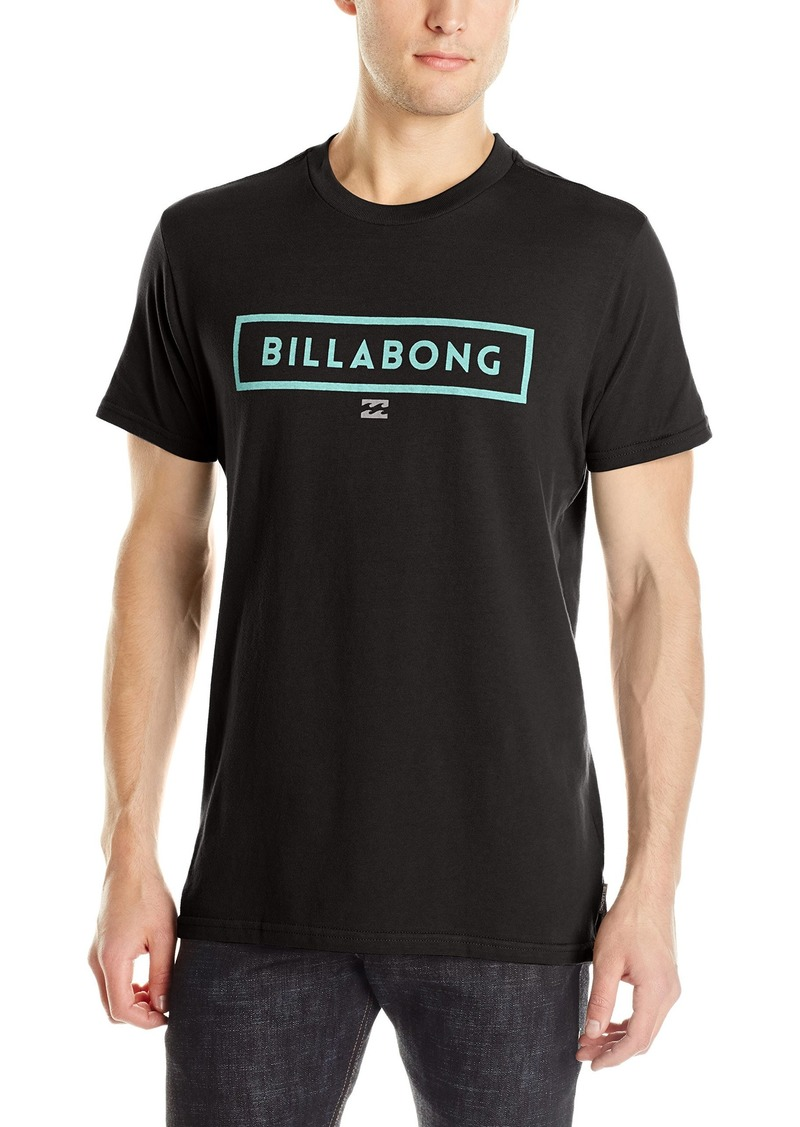 Billabong Men's Branded Short Sleeve T-Shirt  2X-Large