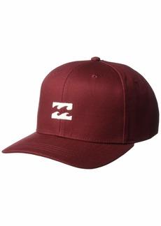 Billabong Men's Classic Snapback Hat All  ONE