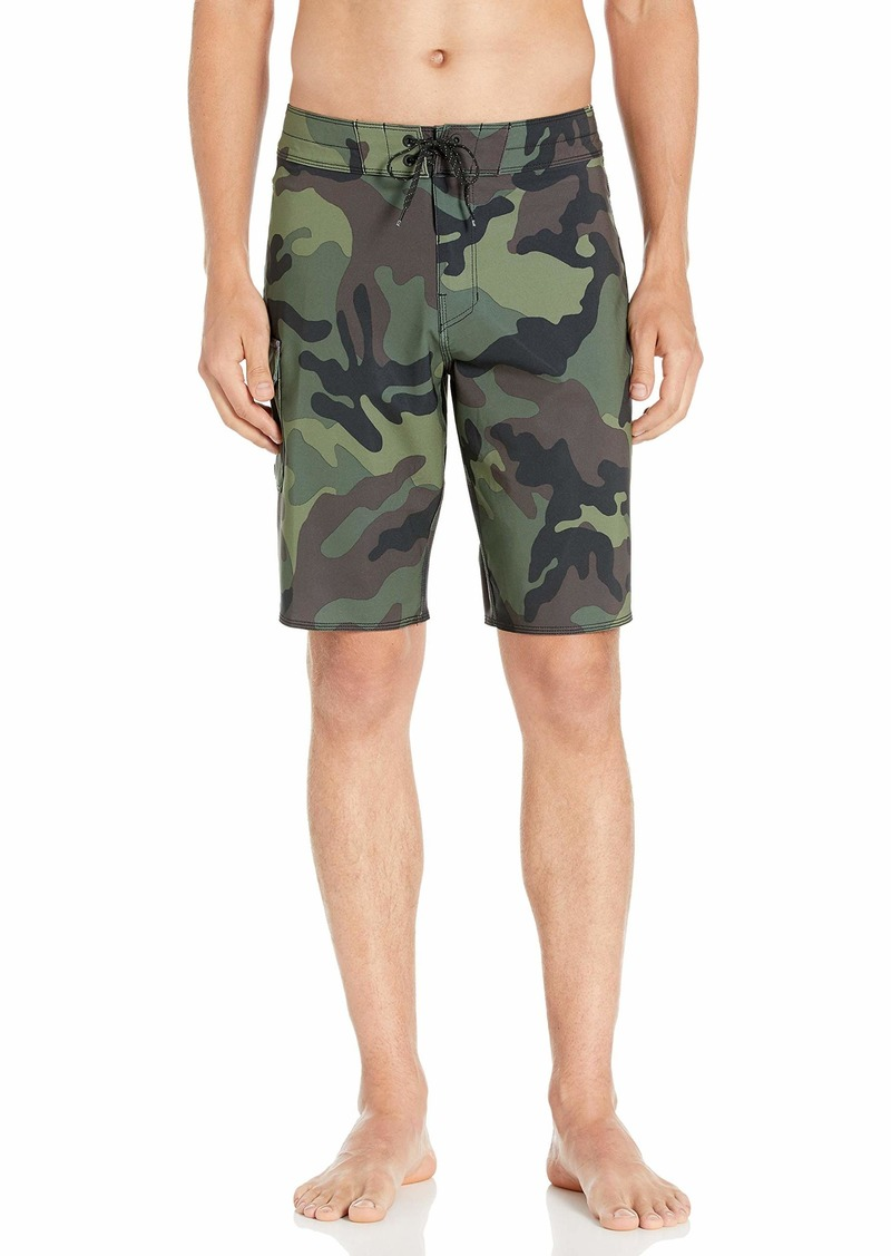 Billabong Men's Classic Solid Stretch Boardshort camo All Day