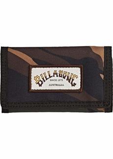 Billabong Men's Classic Tri-Fold Wallet  ONE