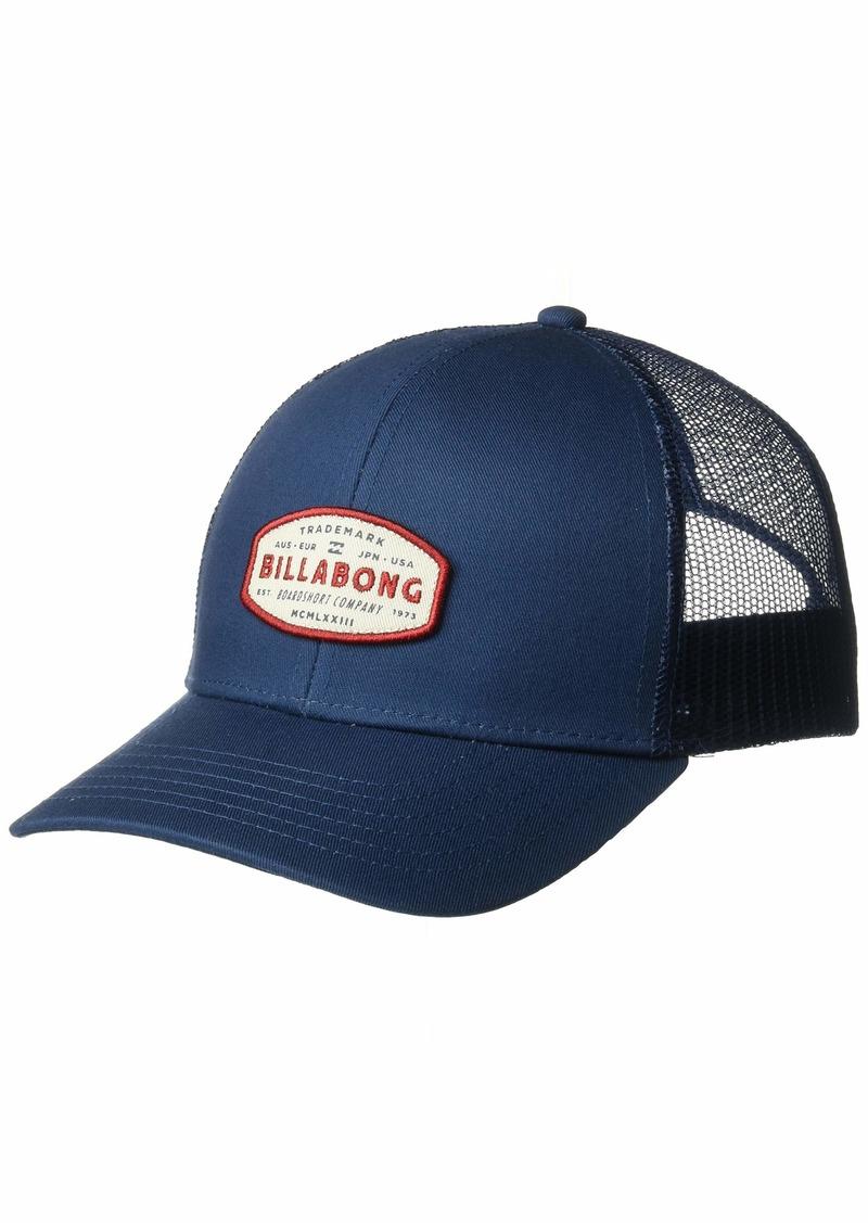 Billabong Men's Classic Trucker Hat  ONE
