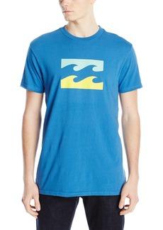 Billabong Men's Contrast Short Sleeve T-Shirt