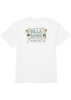 Billabong Men's Cotton Graphic T-Shirt