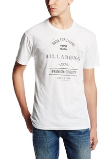 Billabong Men's Crossed Palms Short Sleeve T-Shirt