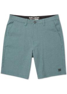 "Billabong Men's Crossfire X 21"" Stretch Hybrid Shorts"