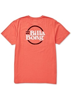 Billabong Men's Cruise Logo Graphic T-Shirt