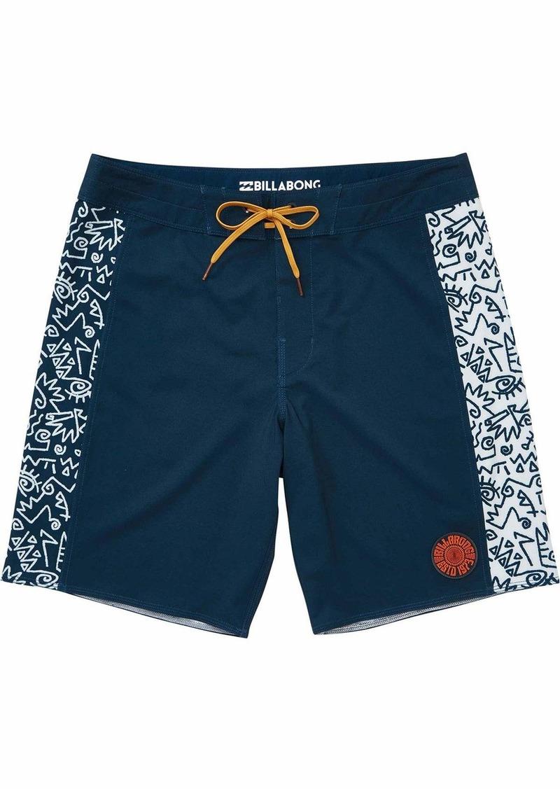 Billabong Men's D Bah Pro Boardshorts