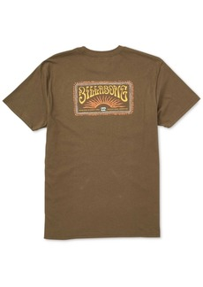 Billabong Men's Deadhead Graphic T-Shirt