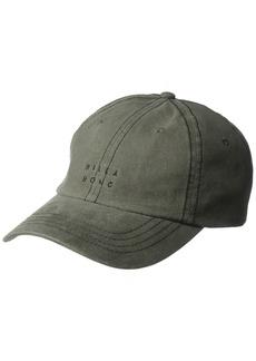 Billabong Men's Denim Lad Cap  One