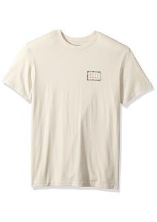 Billabong Men's Die Cut Border T-Shirt