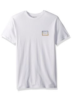 Billabong Men's Die Cut Fill Tee  L