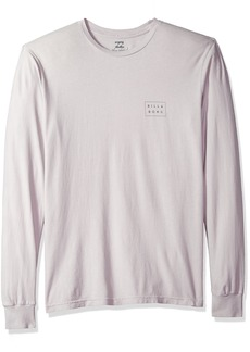 Billabong Men's Die Cut Long Sleeve Tee  2XL