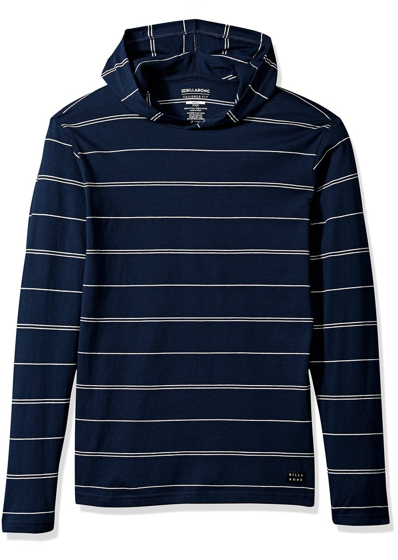 Billabong Men's Die Cut Stripe Pullover Hoodie  2XL