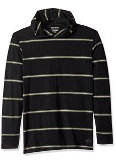 Billabong Men's Die Cut Stripe Pullover Hoody  XL
