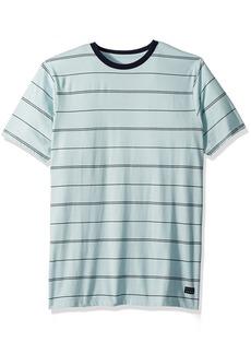 Billabong Men's Die Cut Stripe Short Sleeve Tee  L