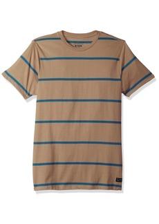 Billabong Men's Die Cut Stripe Short Sleeve Top  2XL
