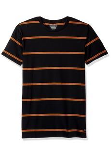 Billabong Men's Die Cut Stripe Short Sleeve Top  S